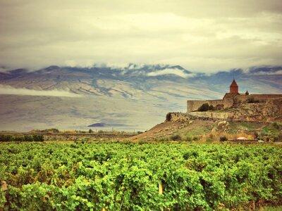 Fototapete Leben in Armenien