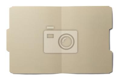 Leere File Folder