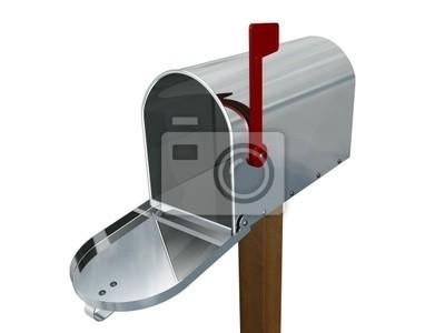Leere Mailbox