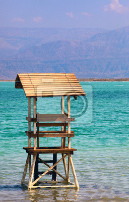 Leibwächterhütte am Toten Meer