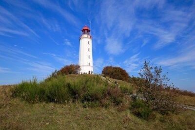 Fototapete Leuchtturm Dornbusch 5