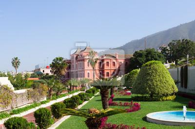 Fototapete Liceo de Taoro, La Orotava, Tenerife, Spain