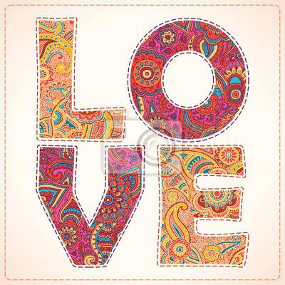 Liebe Glückliche Valentinstag-Karte