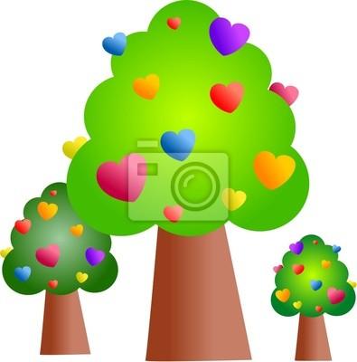 Liebesbäume