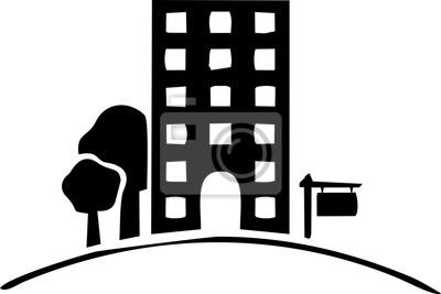 Line art - home design für ikone