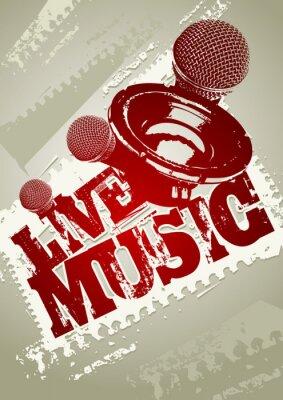 Live-Musik !