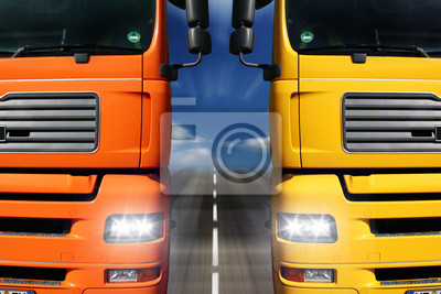 LKW Duell