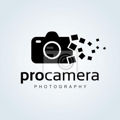 Logo Für Icons Für Fotografen Fotografie Logo Kamera Logo Vorlage