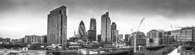 Fototapete London City Panorama