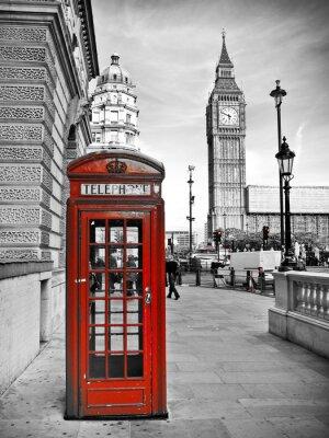 Fototapete London impression