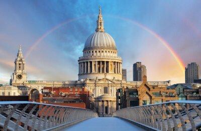 Fototapete London - Kathedrale St. Paiul, UK