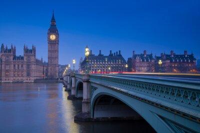 Fototapete London landmark Big Ben