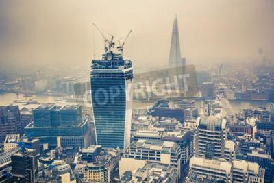 Fototapete Londoner Stadt
