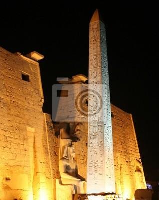 Luxor-Tempel in Ägypten