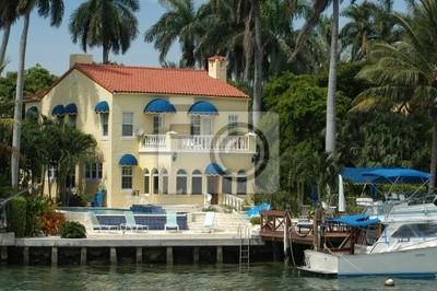 luxuriöse Herrenhaus