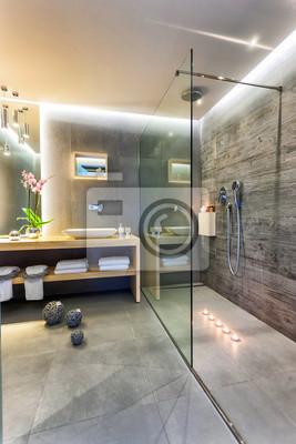 Fototapete Luxus Badezimmer