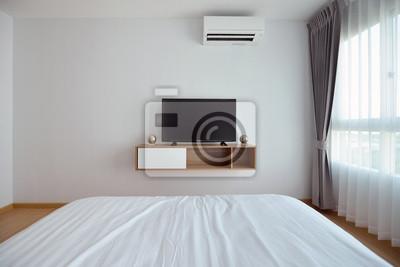 Luxus modern schlafzimmer innenraum und dekoration, innenarchitektur ...