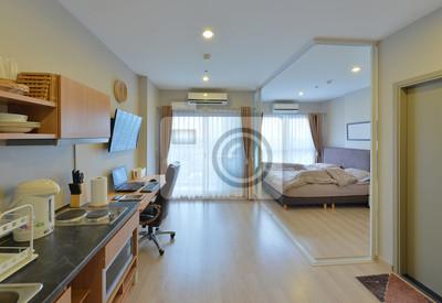 Schon Fototapete Luxus Modern Schlafzimmer Innenraum Und Dekoration,  Innenarchitektur