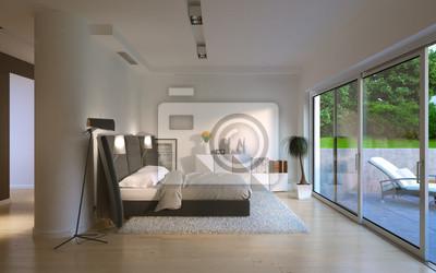 Fototapete Luxus Schlafzimmer   Luxus Schlafzimmer