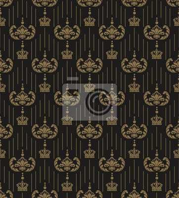 Luxus Tapete Im Art Deco Stil Für Ihr Design Fototapete