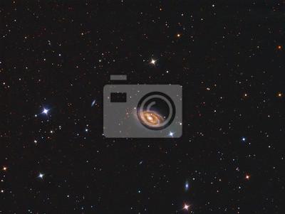 M109 Balkenspiralgalaxie