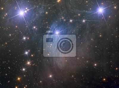 M45 Plejaden sieben Schwestern