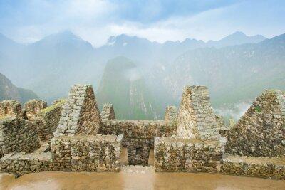 Fototapete Machu Picchu