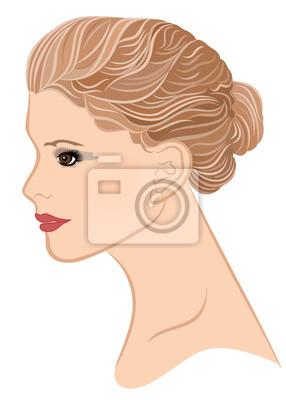 Mädchen mit dem blonden Haar