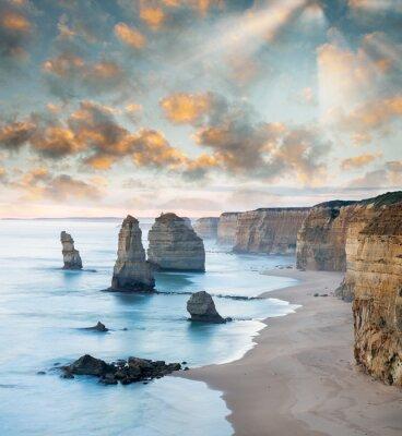 Fototapete Magnificence von 12 Aposteln, Australien