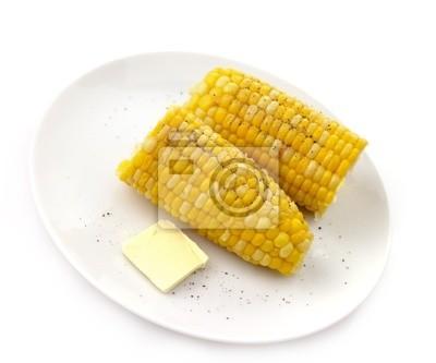 Mais und Butter