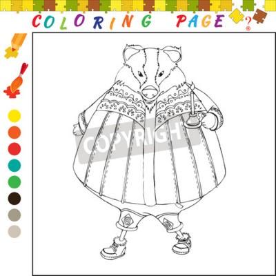 Ziemlich Färbung Für Kinder Im Vorschulalter Galerie ...
