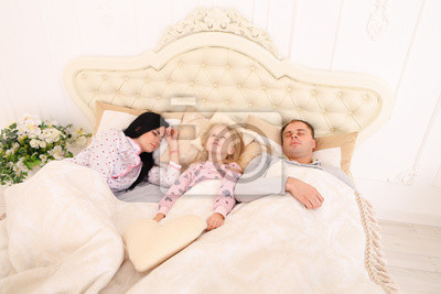 Schlafen ich meiner tochter will mit Tochter will