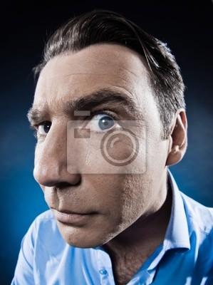 Man Portrait Verdächtige