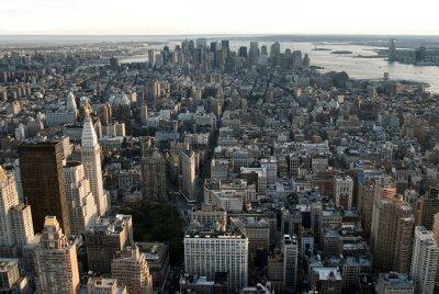 Manhattan Blick vom Empire State Building