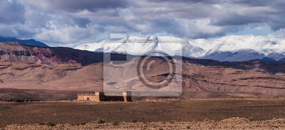 Marokko - Fahrt durch den Hohen Atlas
