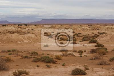 Marokko - Foggaras (Bewässerungsanlagen) bei Jorf