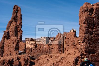 Marokko - Kasbah von El Glaoui
