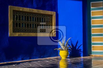 Marokko - Marrakesch im Jardin Majorelle Gästebewertungen
