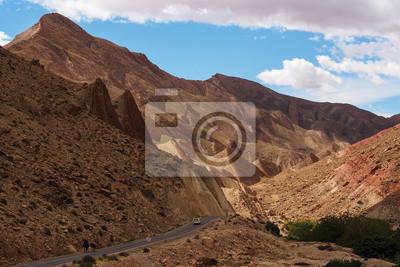 Marokko - Vallee des Roses