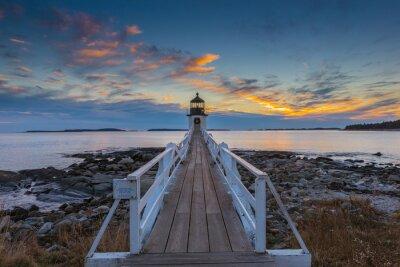 Fototapete Marshall Point Lighthouse