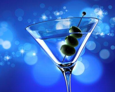 Fototapete Martini-Time