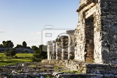 Maya archäologische Stätte von Tulum