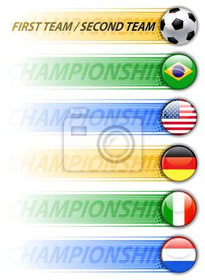 Meisterschaft Banner