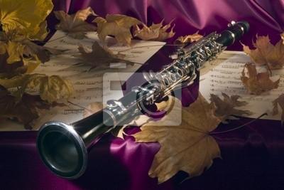 Melodie eines mellow Herbst
