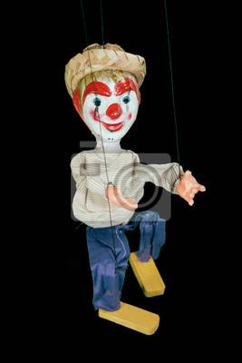 Mexikanische Marionettenpuppe