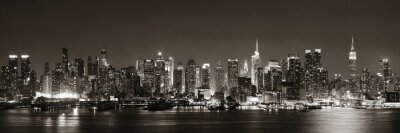 Fototapete Midtown Manhattan Skyline