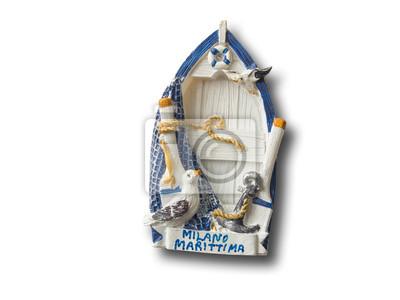 Kühlschrankmagnet : Kühlschrankmagnet alles ist möglich vintage deko schild