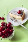 Milch Souffle Vogelmilch Kuchen Fototapete Fototapeten Baiser