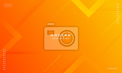 Fototapete minimal dynamic gradient background gradient, abstract creative scratch digital background, modern landing page concept vector.