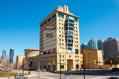 Mississauga Civic Centre Northwest